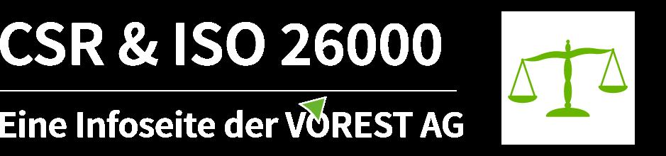 CSR ISO 26000